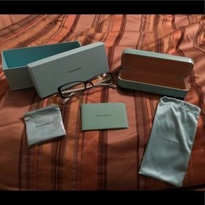 Tiffany & Co. Eyeglasses 😍😍